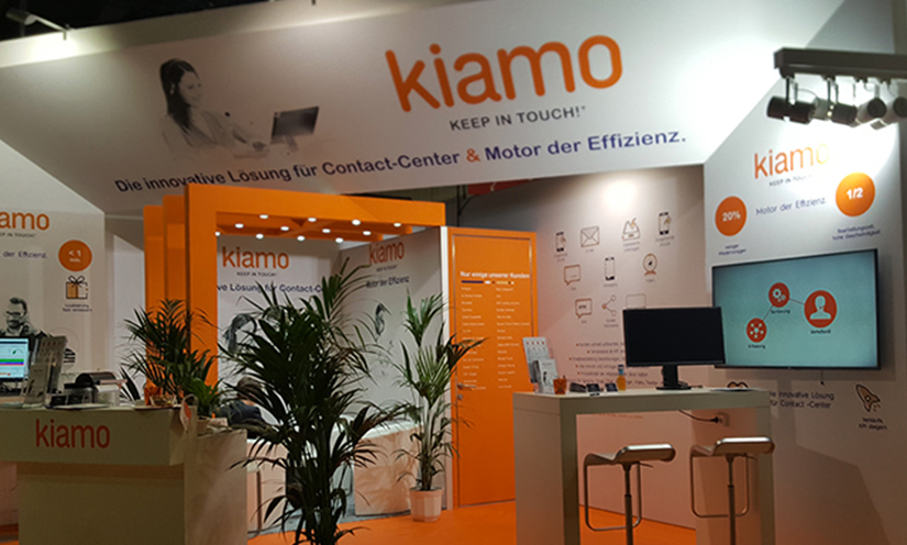 kiamo software ccw berlin 2018