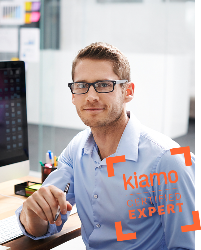 Kiamo Certified Expert