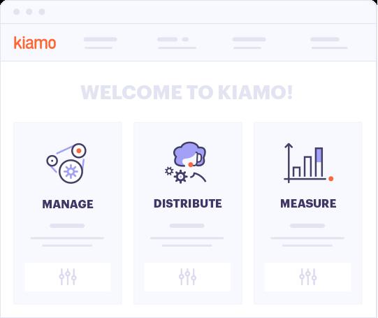 Overview Kiamo