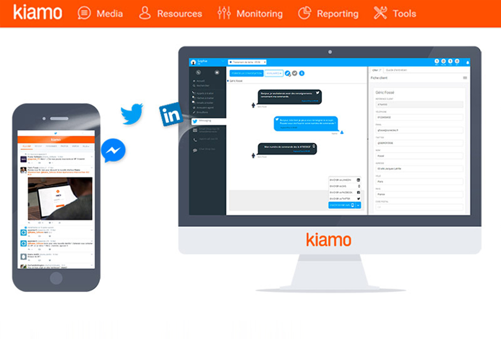 Manage private messaging